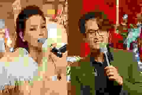 Hà Anh Tuấn khiến Hồ Ngọc Hà bối rối khi hé lộ nữ ca sĩ mang song thai