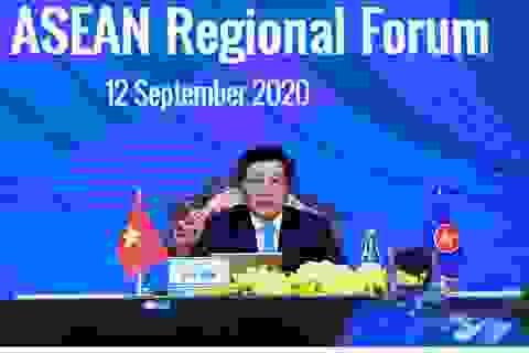 Phó Thủ tướng: Quan ngại về những vụ việc vi phạm trên Biển Đông