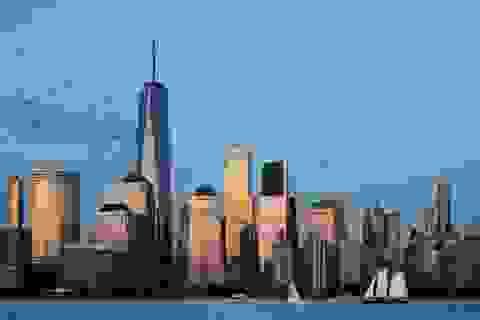 Diện mạo mới đường chân trời Manhattan 19 năm sau vụ khủng bố 11/9