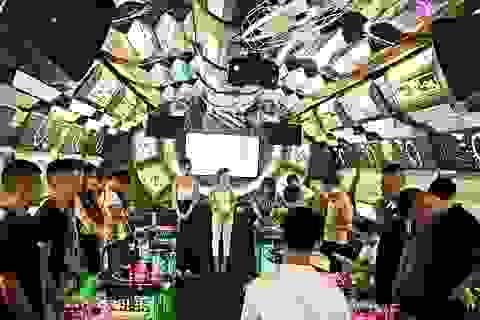 Bắt quả tang 13 nam nữ sử dụng ma túy trong quán karaoke