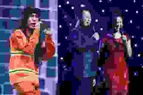 """""""Nổi da gà"""" thí sinh King of Rap làm mới hit của diva Hồng Nhung, Bằng Kiều"""