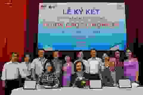 """MM Mega Market Việt Nam khởi động chương trình học bổng """"Vươn Cao Sự Nghiệp"""""""