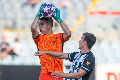 Trở về Slovan Liberec, Filip Nguyễn lại ghi điểm trong mắt thầy Park