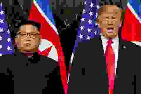 Ông Trump cảnh báo Triều Tiên gặp vấn đề lớn nếu thử tên lửa