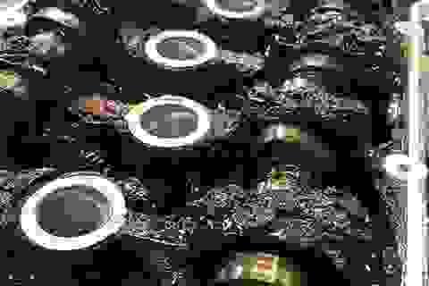 Lười thay dầu xe, bên trong động cơ trông kinh khủng như thế này