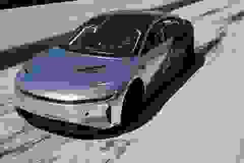"""Sedan thể thao chạy điện Lucid Air - đối thủ """"cực gắt"""" của Tesla"""