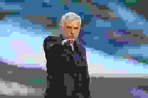 HLV Mourinho nổi điên sau thất bại của Tottenham