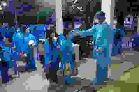 """Tiếp nhận cách ly hơn 140 công dân Việt Nam trở về từ """"đảo quốc sư tử"""""""