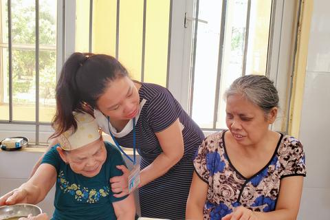 Cảm động câu chuyện nữ cán bộ trưởng thành từ trung tâm bảo trợ xã hội