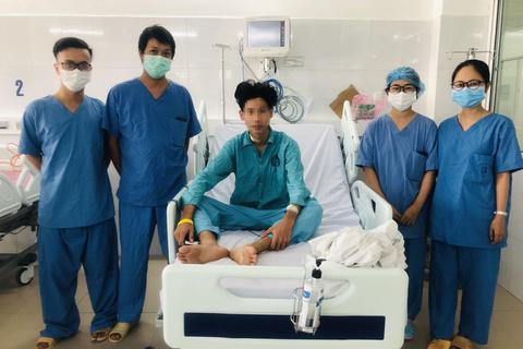 Cứu sống nam thanh niên ngưng tim, ngưng thở bằng kỹ thuật hạ thân nhiệt