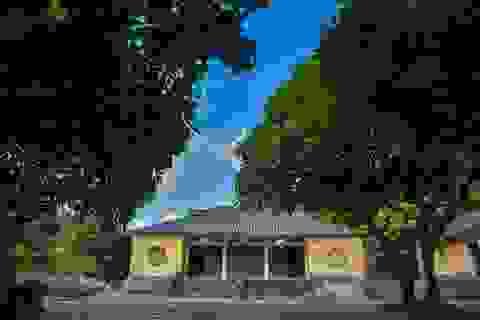 Chùa, quán Ngọc Thanh - nơi Nguyễn Trãi làm bài thơ nổi tiếng muôn đời