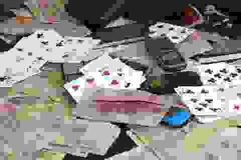 Cãi nhau khi đánh bạc, 1 người bị đâm tử vong