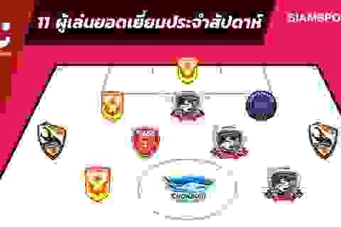 Thi đấu xuất thần, Văn Lâm vẫn mất chỗ ở đội hình tiêu biểu Thai-League