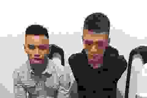 Nam sinh viên giấu hàng nghìn viên ma túy trong bao tải ngô hạt