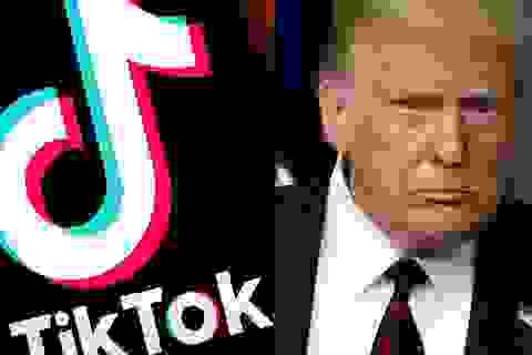 """Ông Trump """"mở lối thoát"""" cho TikTok ở Mỹ"""