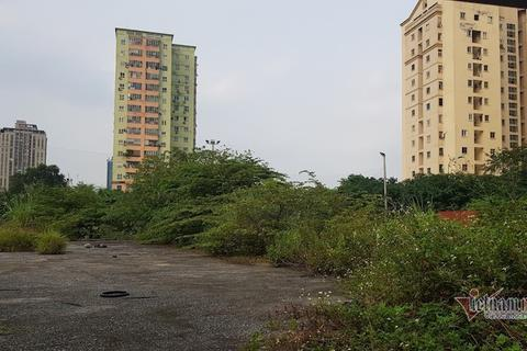 """Đống tiền """"chôn"""" trong hàng trăm dự án bỏ hoang ở Hà Nội"""