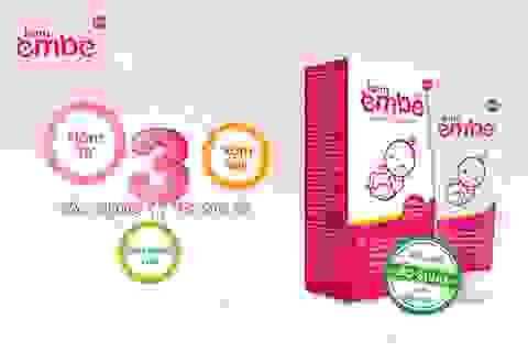 Kem Em Bé New 3 trong 1 - vừa lành, vừa hiệu quả cho da khi bé bị hăm tã, rôm sảy và côn trùng cắn