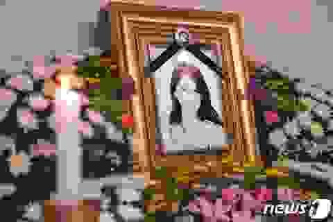 Tang lễ của Oh In Hye bắt đầu được chuẩn bị