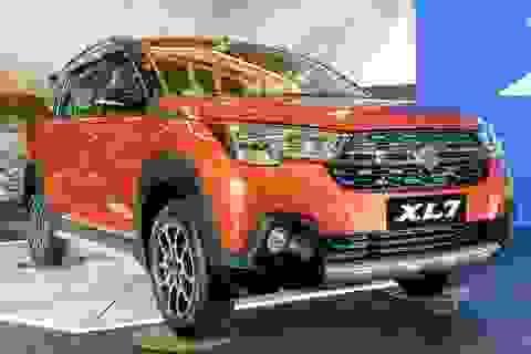 Suzuki XL7 bán chạy gấp đôi Toyota Rush, tham vọng áp sát Xpander