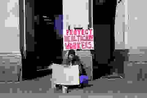 Tỷ lệ thất nghiệp tại Anh tăng lần đầu tiên kể từ tháng 3/2020