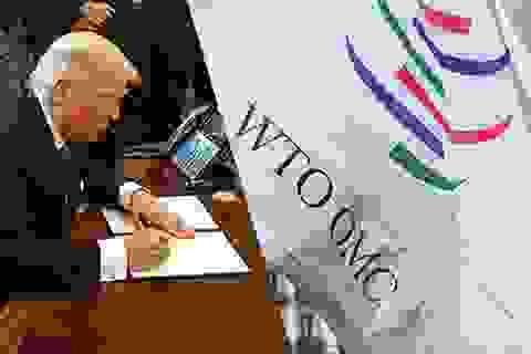 WTO: Thuế quan của Mỹ với Trung Quốc vi phạm quy tắc thương mại quốc tế