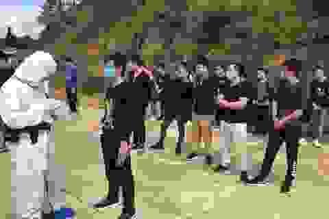 Trao trả 17 công dân Trung Quốc nhập cảnh trái phép vào Việt Nam