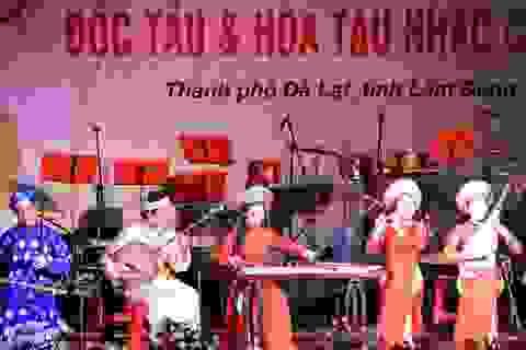 Thi độc tấu và hòa tấu nhạc cụ dân tộc tại 5 địa điểm trên cả nước