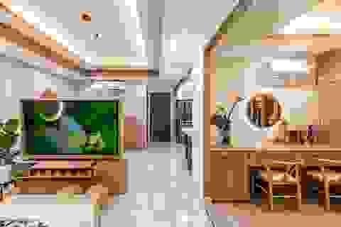 Ngẩn ngơ trước vẻ đẹp hiện đại, thời thượng của căn hộ 75 m2 ở Sài Gòn