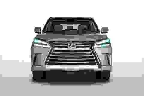 Sao không phải Land Cruiser, mà lại là Lexus LX 570?