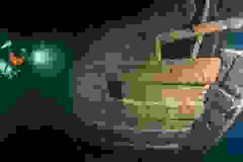 """Phát hiện """"tàu ma"""" 400 năm tuổi còn nguyên vẹn ngoài khơi Phần Lan"""