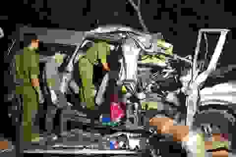 Vụ tai nạn 8 người chết ở Bình Thuận: Khởi tố tài xế