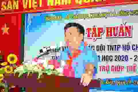 Bạc Liêu: Phó bí thư tỉnh Đoàn 35 tuổi được bầu làm Bí thư tỉnh Đoàn