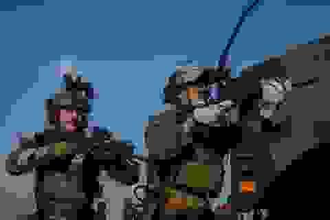 Mỹ diễn tập tấn công tàu trên Biển Đông