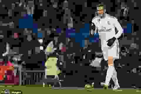 Gareth Bale phải mất một tháng mới đủ sức đá ở Tottenham