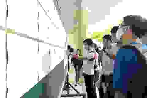 Đại học Đà Nẵng công bố điểm sàn xét tuyển từ 15 điểm trở lên
