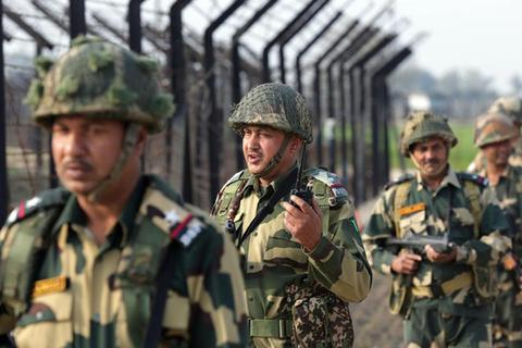 Đấu súng gây chết người ở biên giới Ấn Độ - Pakistan