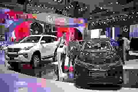 Kết thúc tháng Ngâu, thị trường ô tô có khởi sắc?