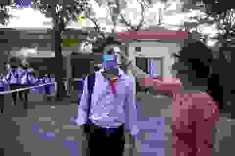 Đẩy mạnh an toàn phòng, chống dịch Covid-19 trong năm học mới