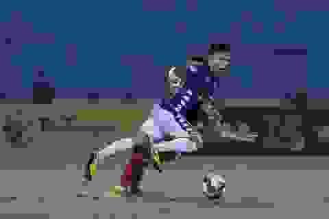 Các ngôi sao tranh vô địch V-League: Đội tuyển Việt Nam hưởng lợi