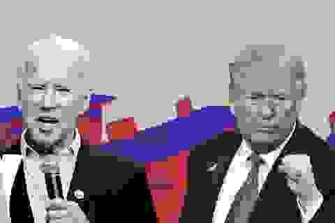 """Những người không ủng hộ Trump, cũng """"không ưa"""" Biden"""
