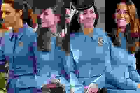 """Phong cách thời trang """"đẹp, sang, thực tế"""" của công nương Kate Middleton"""
