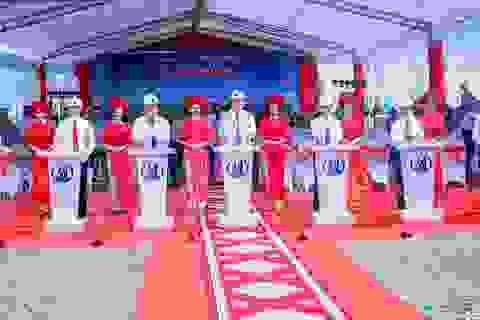 Tuyến đường bộ ven biển gần 2.700 tỷ đồng chính thức khởi công