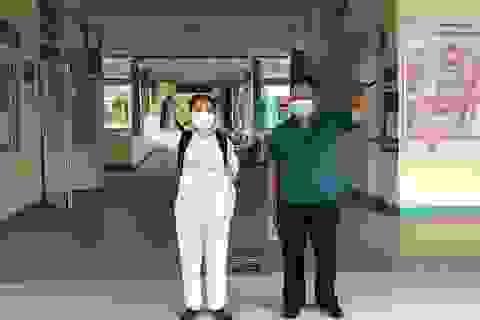 Bệnh nhân Covid-19 cuối cùng điều trị tại Bệnh viện Phổi Đà Nẵng ra viện