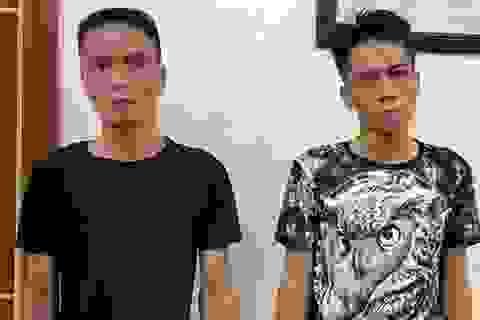 """Hà Nội: Anh em sinh đôi rủ nhau đi cướp để thỏa cơn """"đói thuốc"""""""