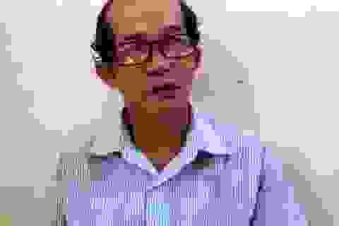 Bị bắt vì lên facebook xúc phạm lãnh đạo Đảng, Nhà nước
