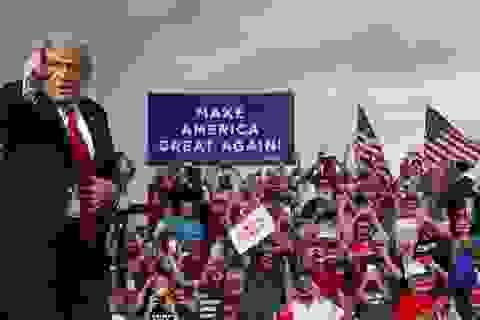 Phong cách tranh cử tổng thống trái ngược của Trump - Biden