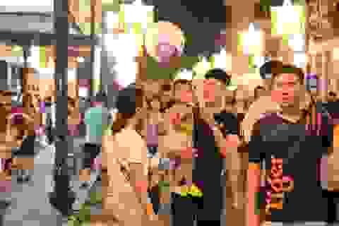 Hà Nội tổ chức lại phố đi bộ quanh hồ Hoàn Kiếm