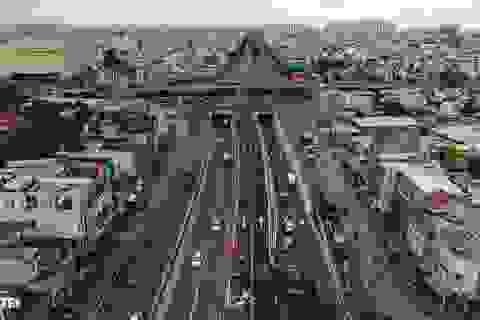 TPHCM khánh thành nút giao thông 3 tầng ở cửa ngõ Tây Bắc
