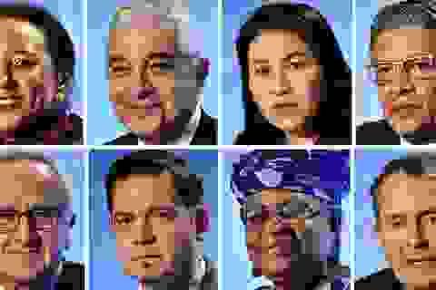 Cuộc đua vị trí lãnh đạo WTO - Ai sẽ chiếm lĩnh?