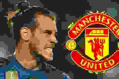 Vì sao Man Utd không cố gắng lôi kéo Gareth Bale?